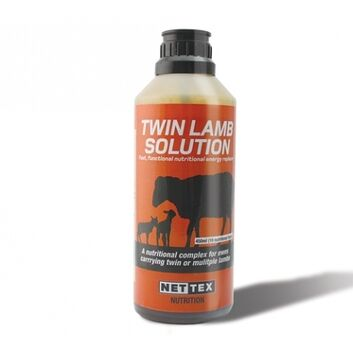NETTEX Twin Lamb Solution - 450ml