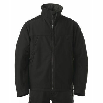 Russell Softshell Jacket - Black