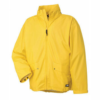 Helly Hansen Voss Waterproof Jacket - Yellow