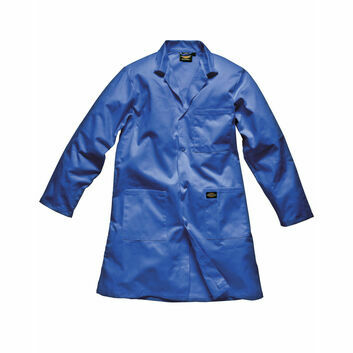 Dickies Redhawk Warehouse Coat - Royal Blue