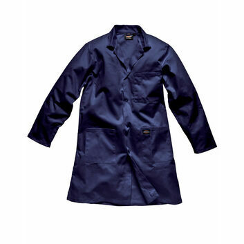 Dickies Redhawk Warehouse Coat - Navy Blue
