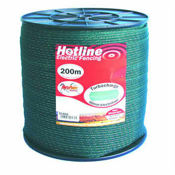 Hotline TC46G-2 Green Turbocharge Tape - 40mm x 200m