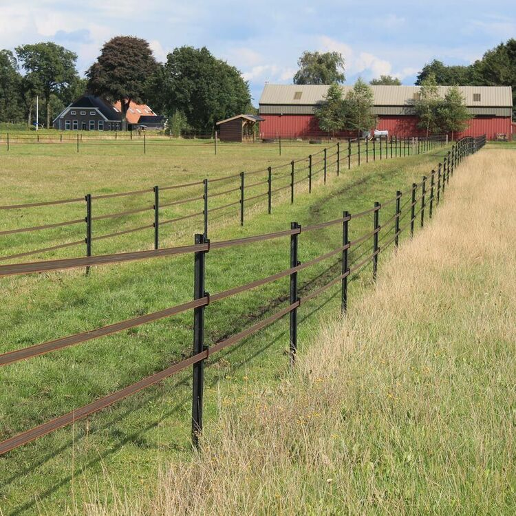 4 X 150cm Gallagher Eco Recycled Plastic Electric Fence