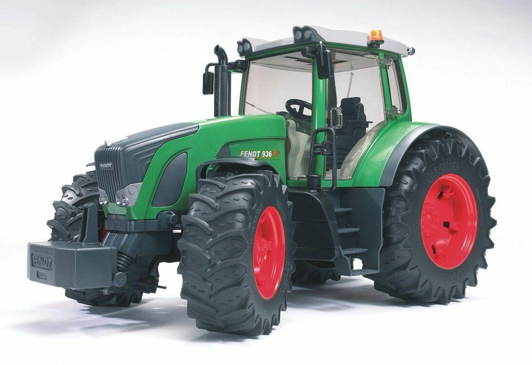 bruder fendt 936 vario tractor 1 16 only  u00a324 05