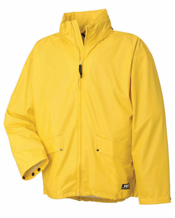 great quality Official Website top-rated cheap Helly Hansen Voss Waterproof Jacket - Yellow