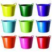 Tubtrugs Small Flexible 14 Litre Multi Purpose Bucket additional 1