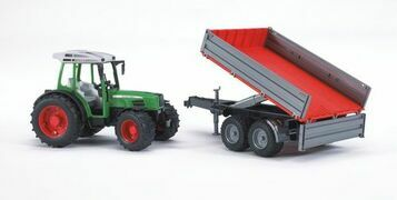 The Popularity of Collecting Farming Toys
