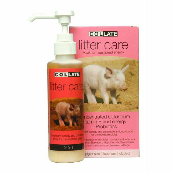 Nettex Collate Litter Care - 240ml