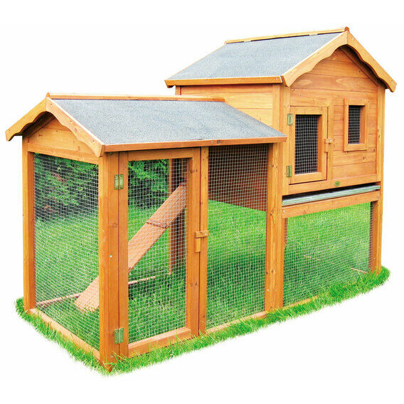 Outdoor Small Animal & Poultry Enclosure