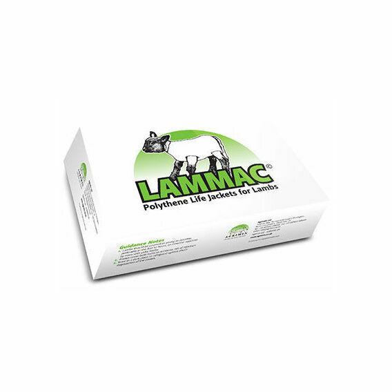 Orange Lammac Large Mac Lamb Coats - Pack Of 100