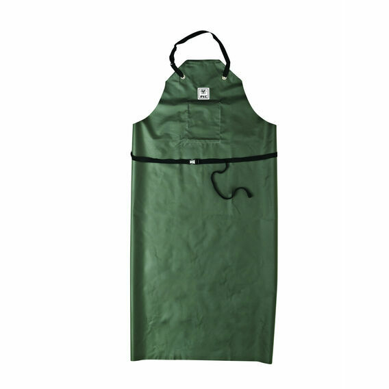 Line 7 Station Green Light Weight Apron