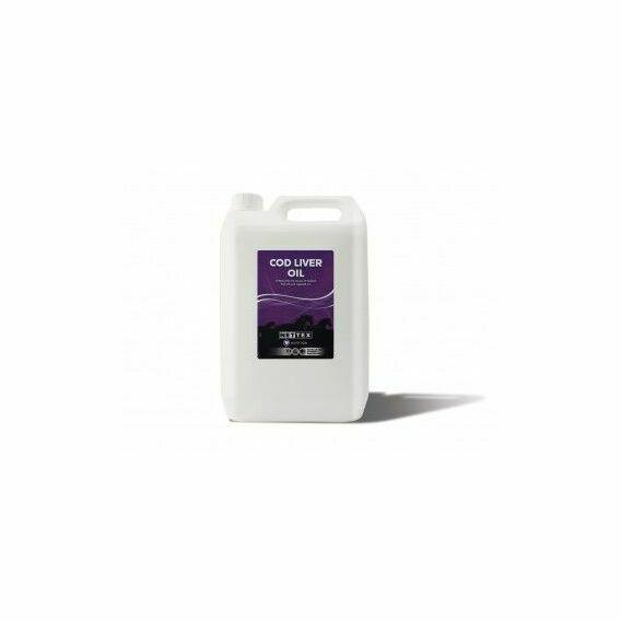 Nettex Equine Cod Liver Oil 5 Litres