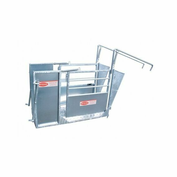 Ritchie 3 Way Autodraft For Combi Clamp