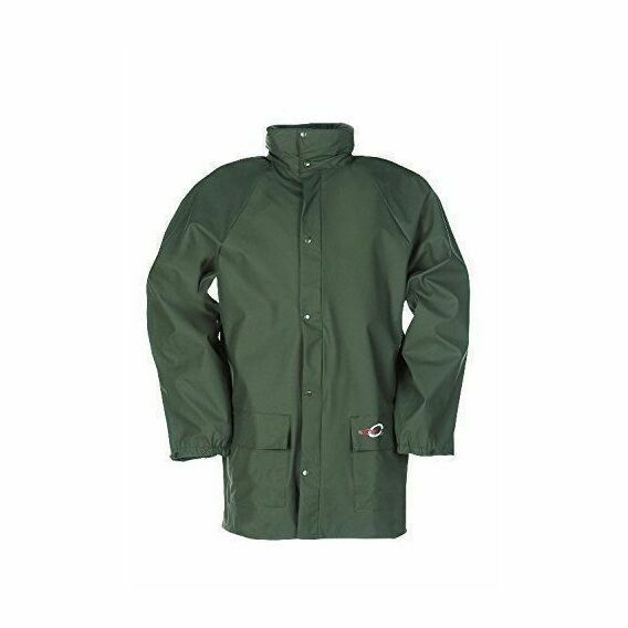 attractive & durable entire collection good quality Flexothane Classic Dortmund Rain Jacket Olive Green