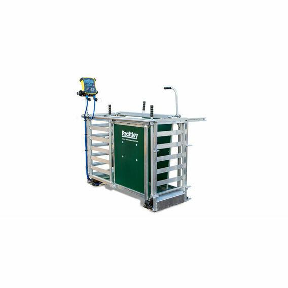 Prattley 3-Way Manual Draft Weigh Crate