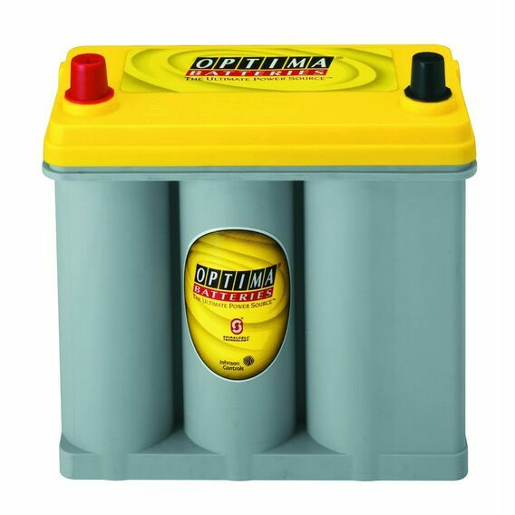 Optima 12V YellowTop - R 3,7L