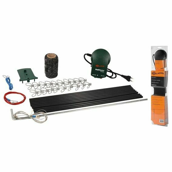 Gallagher 100m Heron / Pond Electric Fencing Kit