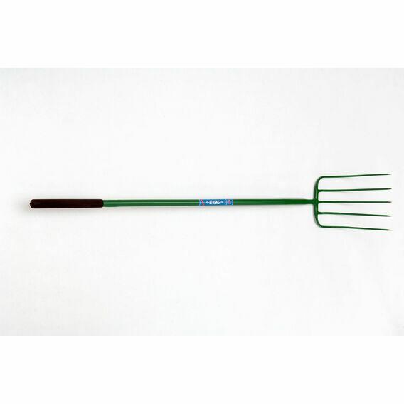 Fyna-lite Hi-Strength Manure Fork - 5 Prong (Long)