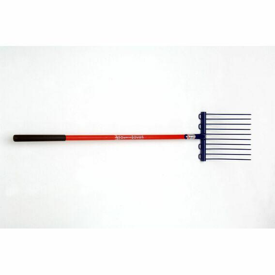 Fyna-lite Multi Mucka Stable Fork - Long Handle