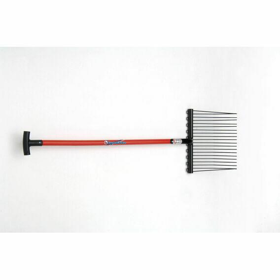 Fyna-lite Shavings Fork - T Grip Handle