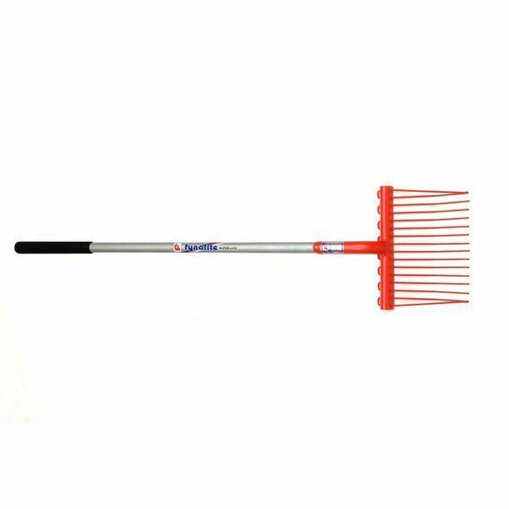 Fyna-lite Super Lite Shavings Fork - Hardwood Handle