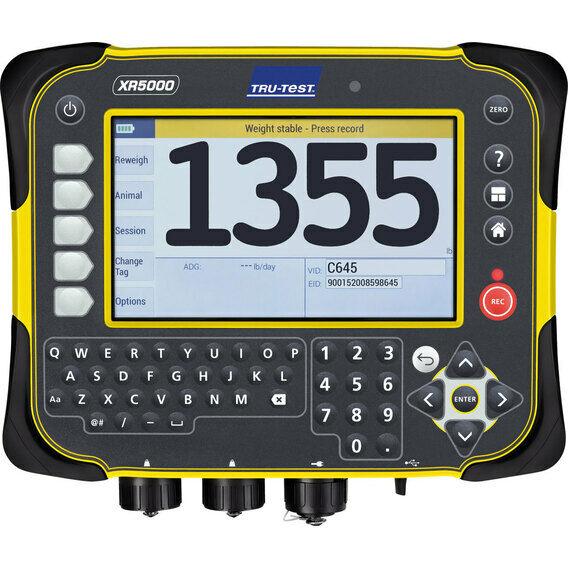Tru-Test XR5000 Weight Scale Indicator