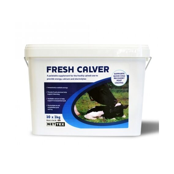 Nettex Fresh Calver Energy Boost