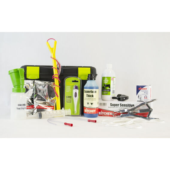 Small Essential Lambing Kit