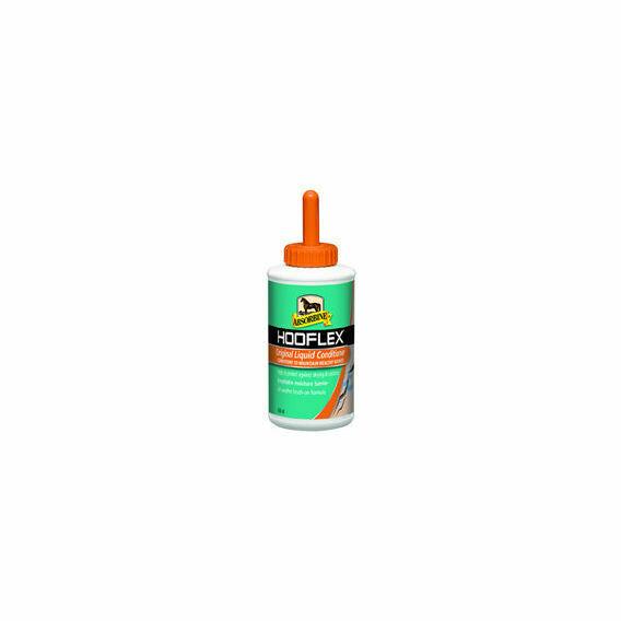 Absorbine Hooflex Liquid Conditioner With Brush
