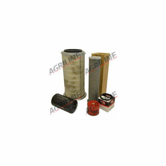 Massey Ferguson 3080, 3090, 3115, 6180, 699 Engine Filter Service Kit