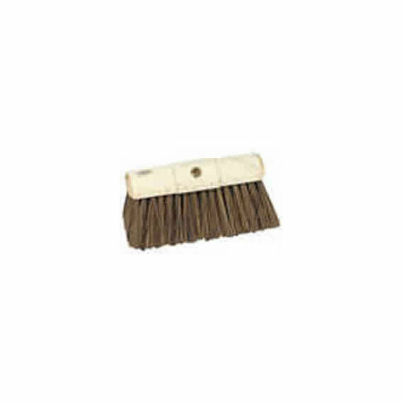 Hills Pure Sherbro Bass Broom with Handle