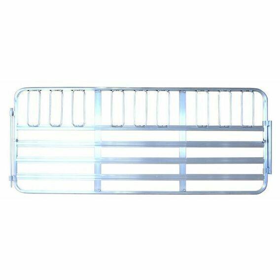 Prattley 7ft x 48inch (Alpaca) Alloy Hurdle Gate With Pins