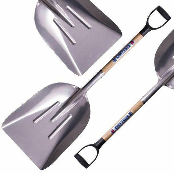 Faulks & Cox Aluminium All Purpose Grain Shovel