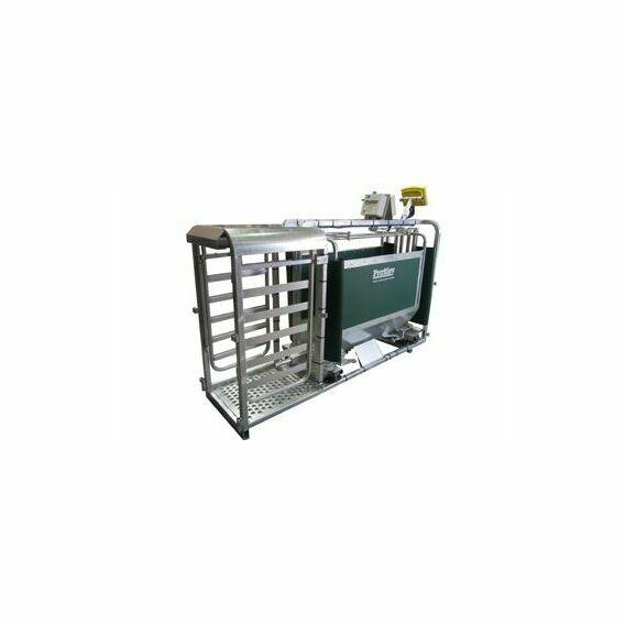 Prattley 3-Way Swing Gate Automatic Sheep Drafter