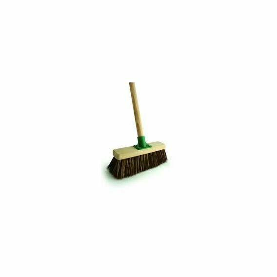 Bentley Stiff Bass/Cane Yard Broom - 10.5