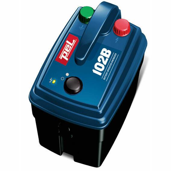PEL 102B 0.17J Battery Energiser