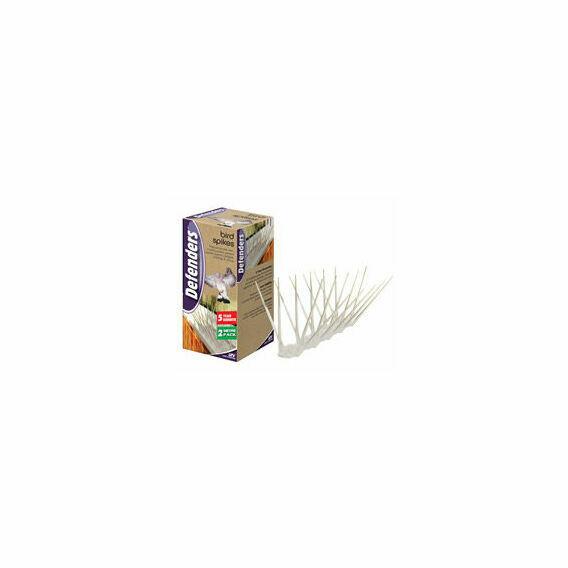 Defenders Bird Spikes - 6 Pack