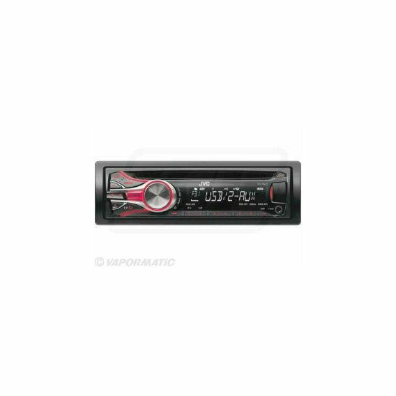 JVC KD-R431 CD Radio With USB