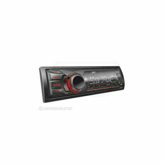 JVC KD-X200 Digital Media Receiver