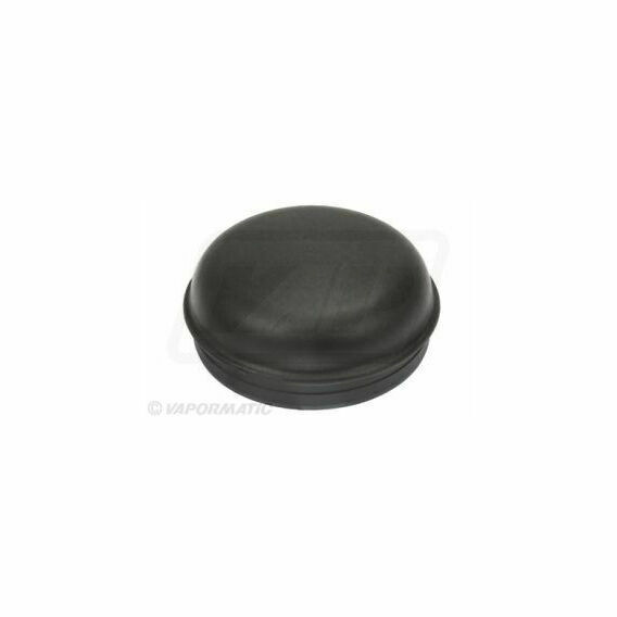 Ifor Williams Hub Cap - 75mm (Black/Plastic)