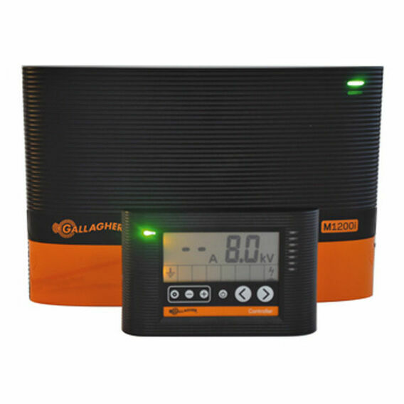 Gallagher M1200i Mains Electric Fence Energiser