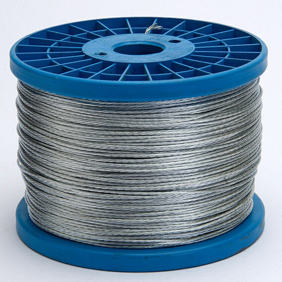 Hotline P22 Galvanised Fencing Wire - 200m