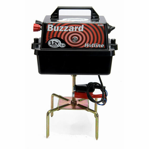 Hotline HLB525 Buzzard Battery Energiser