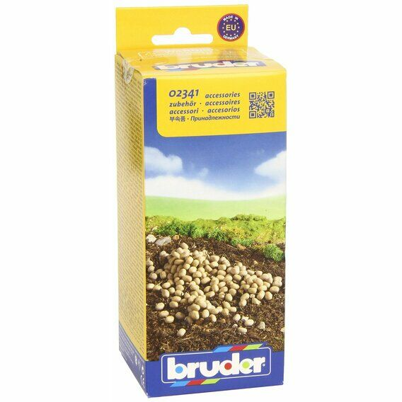 Bruder 5 Frame Assorted Imitation Potatoes - 1:16