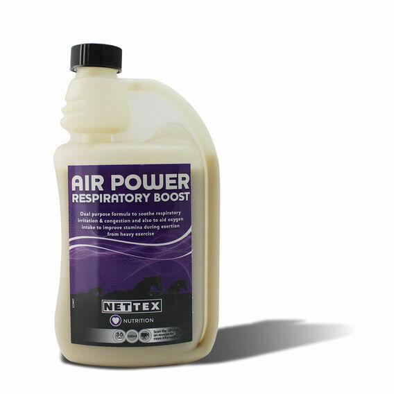Nettex Air Power Respiratory Boost - 500ml