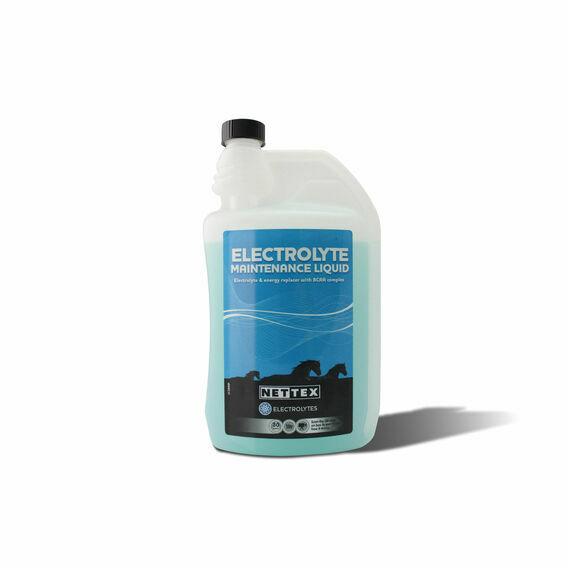 Nettex Electrolyte Maintenance Liquid - 1ltr