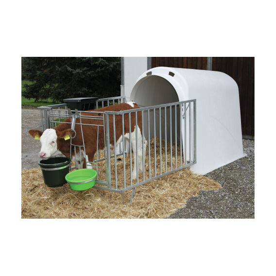 Kerbl Calf House With Fence