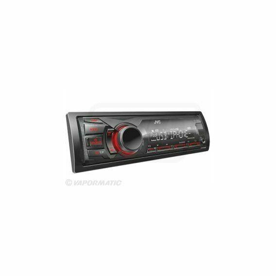 JVC KD-X250BT Digital Media Receiver