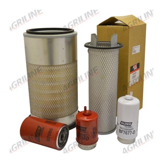 Ford TM125, TM135, TM150 & TM165 Engine Filter Service Kit