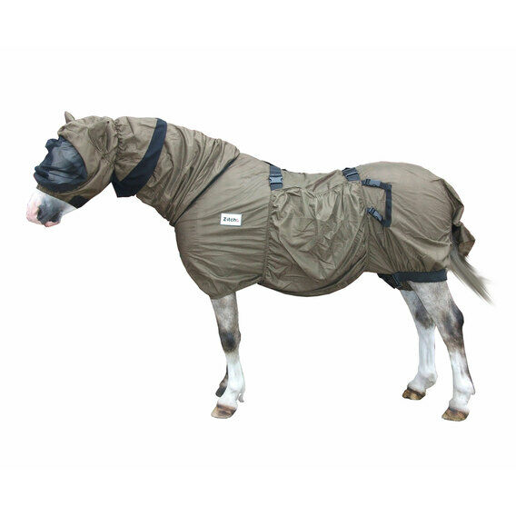 Z-Itch Sweet Itch Combo Fly Rug With Hood